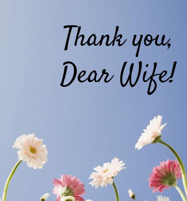 wife appreciation quotes