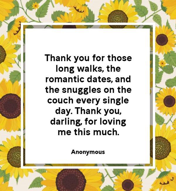 heartfelt message for husband