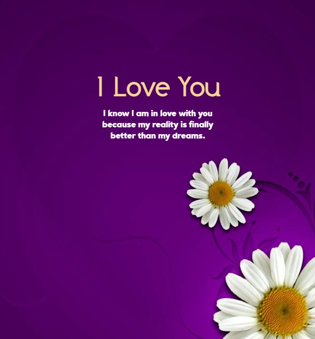 most touching love messages for him and her